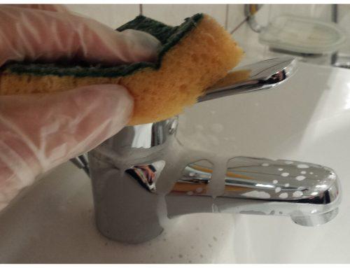 Jak wyczyścić armaturę sanitarną?