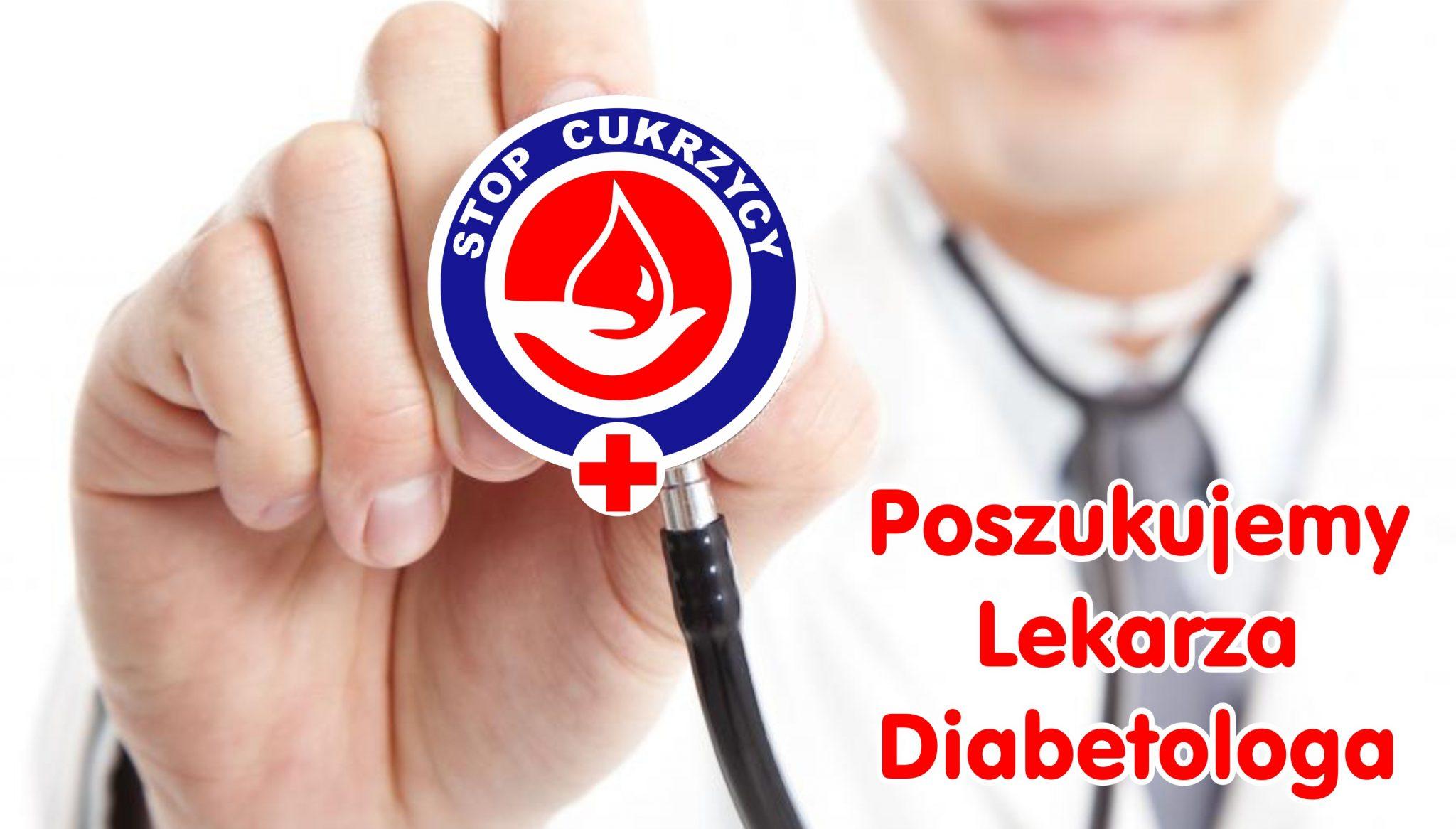 Poszukujemy  Lekarza Diabetologa