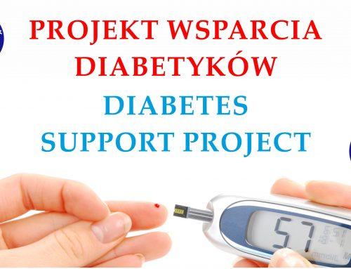 Projekt Wsparcia Diabetyków